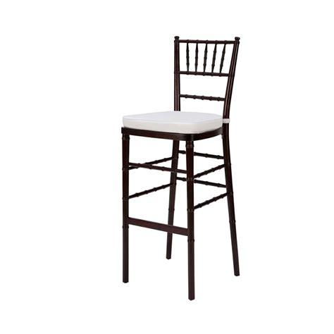 Chivalry Chairs by Black Chiavari Highboy A Chair Affair Inc