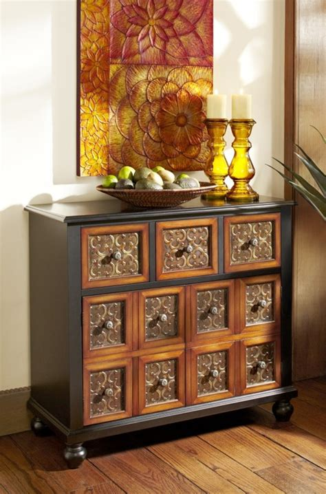 living room chests cabinets pier 1 brisbur cabinet has a rustic antique vibe diy