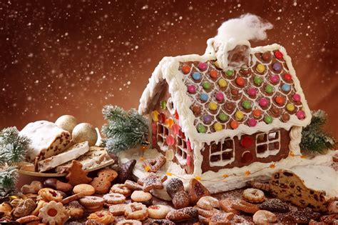 make a tasty gingerbread house