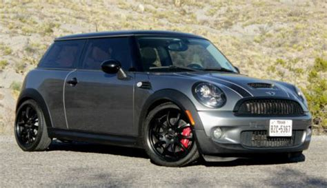 bmw el paso service department purchase used 2007 mini cooper s turbo manual must see
