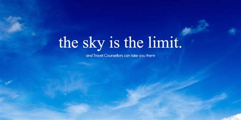 Sky Is The Limit by The Sky Is The Limit