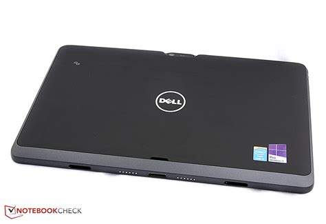 Tablet Dell review dell venue 11 pro tablet notebookcheck net reviews