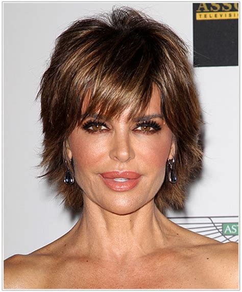 rinna haircut version longer version lisa rinna hair style long hairstyles