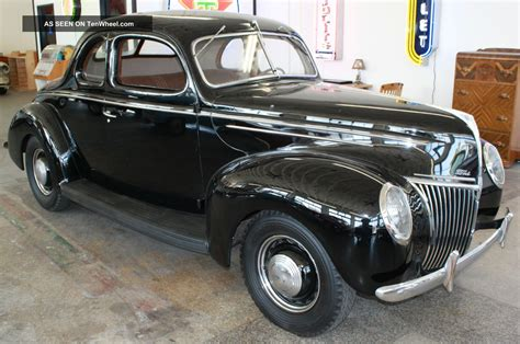1939 ford coupe 1939 ford deluxe business coupe