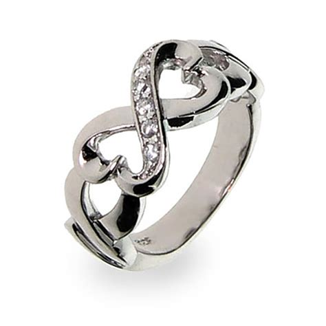 infinity ring silver compare prices for twisted tea from 350 shopping