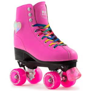 Light Up Skates Rio Roller Figure Light Quad Skates Pink Skates Co Uk