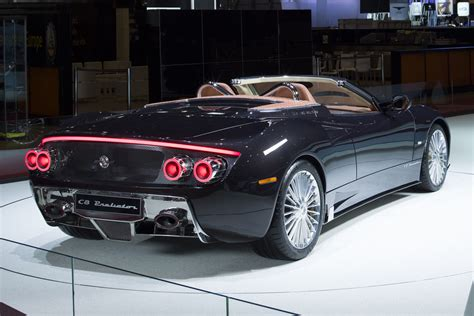 Koenigsegg Motorisera Les Spyker C8 Preliator Actualit 233