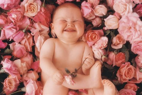 Go ask mum anne geddes shares quot then and now quot photos of the babies she photographed back in the