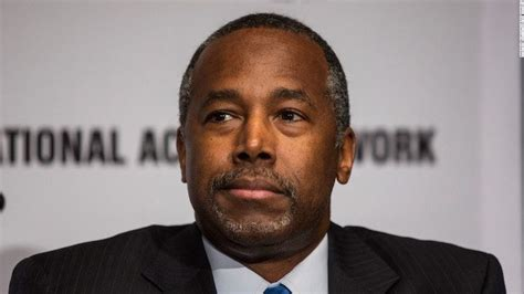 who is the secretary of housing and urban development trump chooses ben carson to lead us housing urban policy