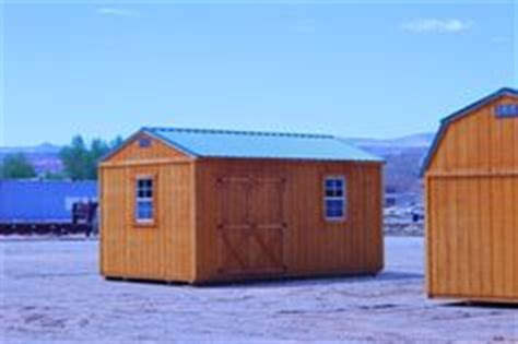 Sheds For Sale In Az by Painted And Stain Wood Storage Backyard Sheds For Sale In