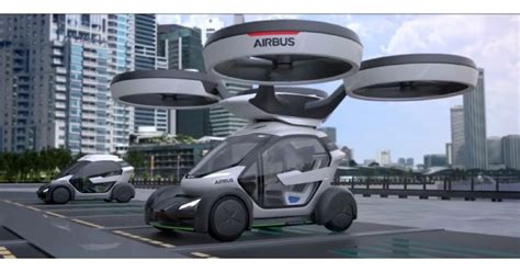 Flying Car Airbus commerce airbus takes commuting higher pymnts