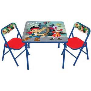disney jake and the never land activity table and