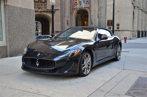 2013 Maserati Granturismo Mc by 2013 Maserati Granturismo Mc Convertible Sport Stock
