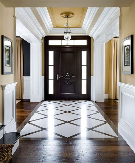 Elegant Foyer Decor Ideas | 10 beautiful foyer decor designs foyers grand entrance