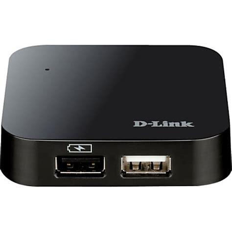 D Link 4 Port Usb 20 Hub d link dub h4 4 port high speed usb 2 0 hub by office depot officemax