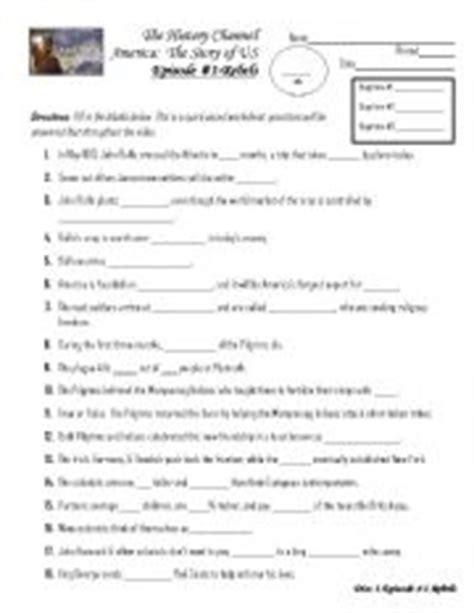 America The Story Of Us Civil War Worksheet by Teaching Worksheets History