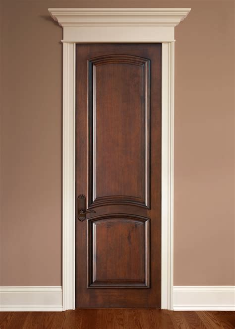 Interior Hardwood Doors Custom Mahogany Interior Doors Solid Wood Interior Doors Mahogany And Walnut Finish