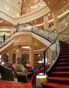 Queen Mary Interior Queen Mary Ii Running On Historical Transatlantic With