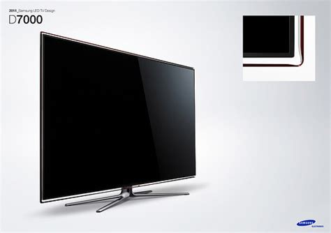 samsung d series samsung d series led tv the awesomer