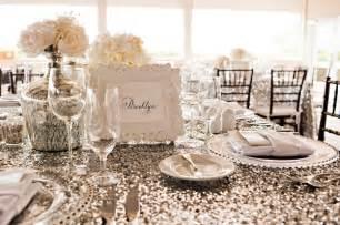 Wedding wedding centrepiece ideas with sparkle edmonton wedding