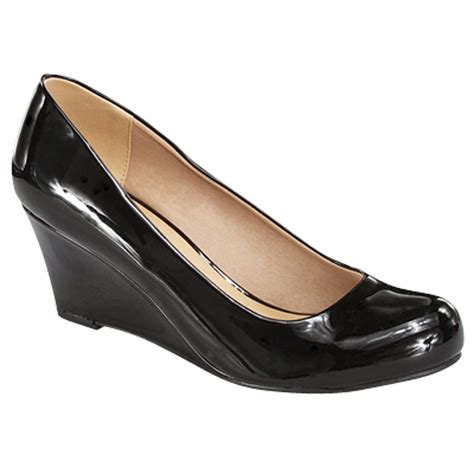 forever doris 22 s new low wedge pumps fashion