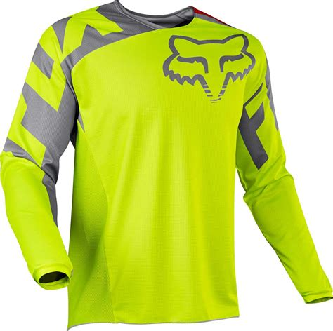 fox motocross jersey 2017 fox racing 180 race jersey mx motocross road