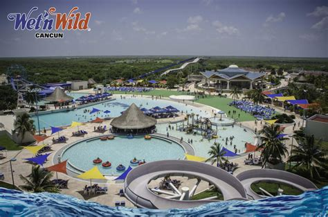 theme park cancun wet n wild cancun water park admission lonely planet