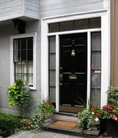 Your Front Door Lesson In Styling Your Front Door From Beacon Hill At Home With Vallee