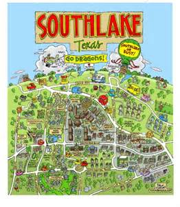 where is southlake on a map of southlake tx pictures posters news and on your