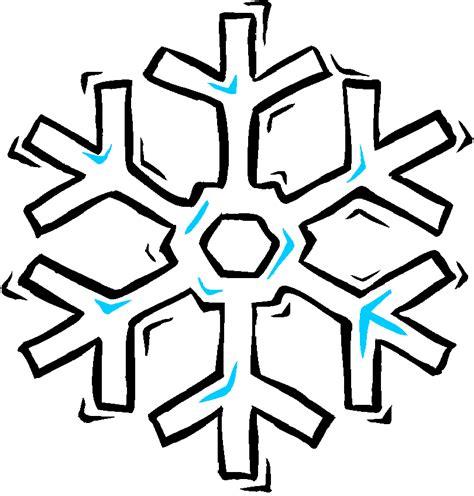 Word Vorlage Winter Schneeflocke