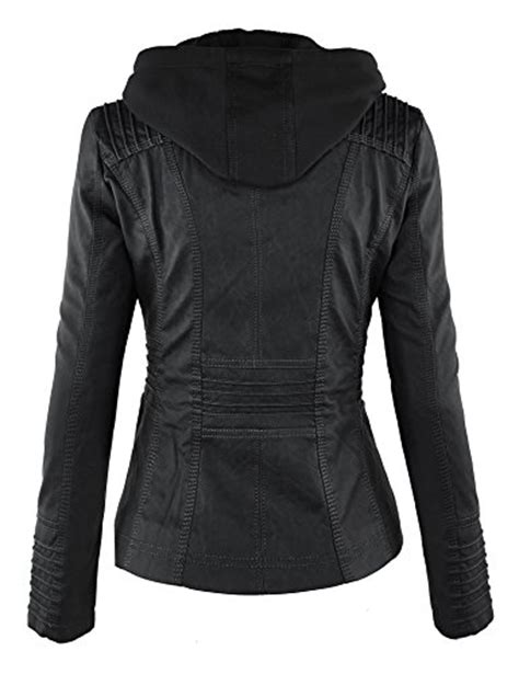 Hoodie Exclusive Abu Z4yt ll wjc663 womens removable hoodie motorcyle jacket xl black apparel in the uae see prices