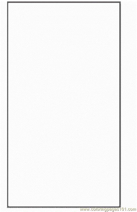 printable rectangle shapes coloring pages shape rectangle coloring pages 7 com