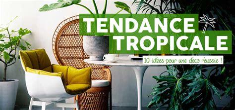 Eames Chair And Ottoman Tendance Tropicale 10 Inspirations Pour Une D 233 Co Reussie
