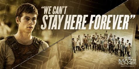 theme quotes in maze runner thomas from maze runner quotes quotesgram