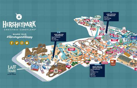 Gift Cards For Hershey Park - park maps spring summer fall winter hersheypark