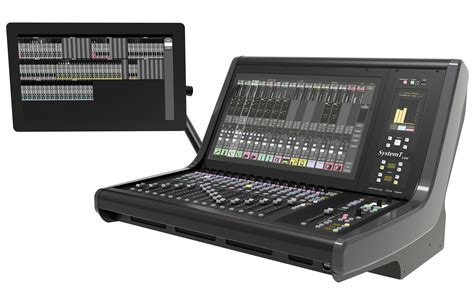 Audio Console ssl announces new system t s300 compact audio console at ibc 2017 solid state logic