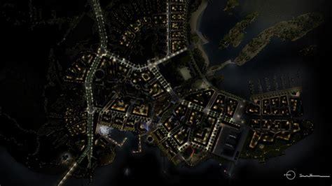 landscape lighting plan west 8 design landscape architecture projects
