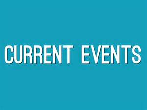 At Recent Event by Current Events By Davin Rauser