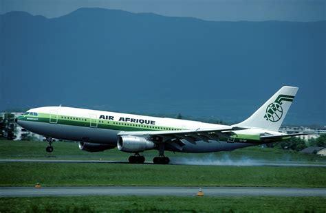 air afrique destinations