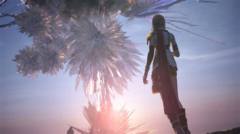 wallpaper animasi final fantasy final fantasy xiii wallpapers 1080p wallpaper cave
