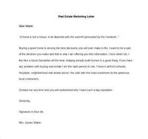 Real Estate Introduction Letter by Marketing Letter Template 38 Free Word Excel Pdf Documents Free Premium Templates