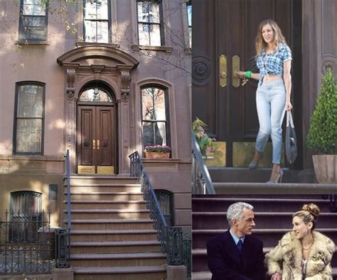 Address Apartment Carrie Bradshaw Carrie Bradshaw S Apartment Address 66 Perry