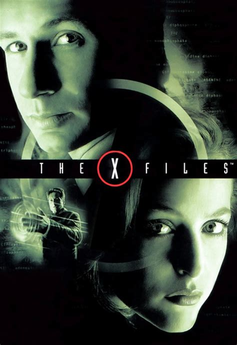 Xfiles Plakat the x files episodes sidereel