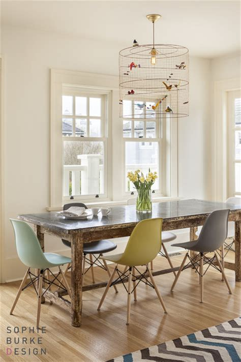 dining room pendants la petite voliere pendant contemporary dining room