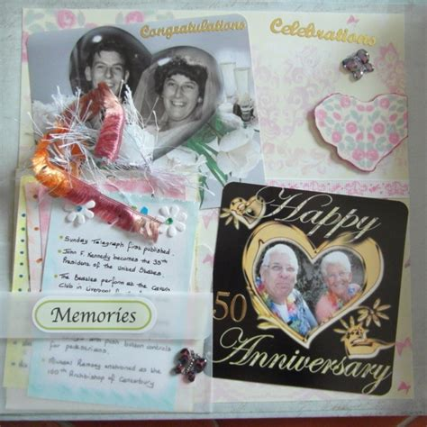 Wedding Anniversary Scrapbook Ideas by 18 Best 25 Anniversary Scrapbook Images On