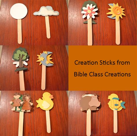 craft creations for sunday school crafts for days of creation bible crafts