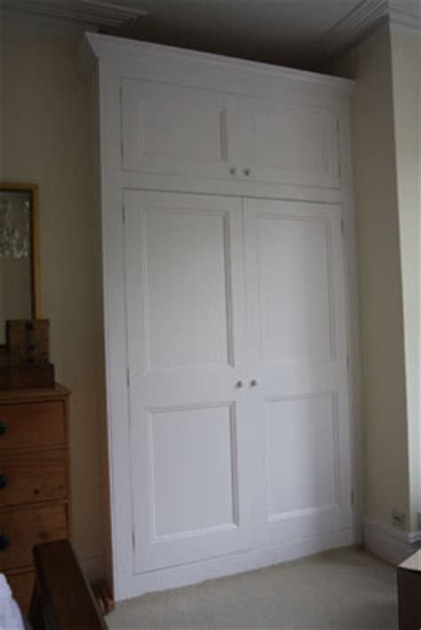 Handmade Fitted Wardrobes by Bespoke Made Fitted Furniture Carpenter Standon