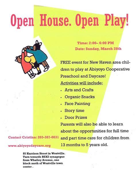 open house ideas spring bulletin board idea