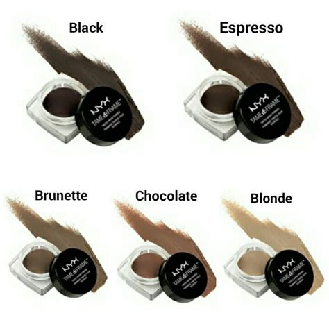 Nyx Eyebrow Pomade 25 best ideas about brow pomade on
