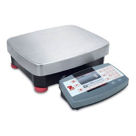ohaus bench scale ohaus r71mhd15 ranger 7000 compact bench scale 15000g 215 0